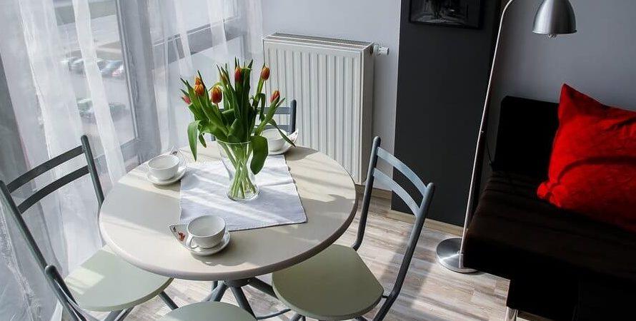 Małe mieszkanie – plusy i minusy