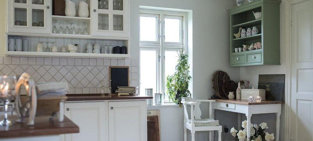 Zdjęcie do artykułu kuchnia urządzona ze smakiem