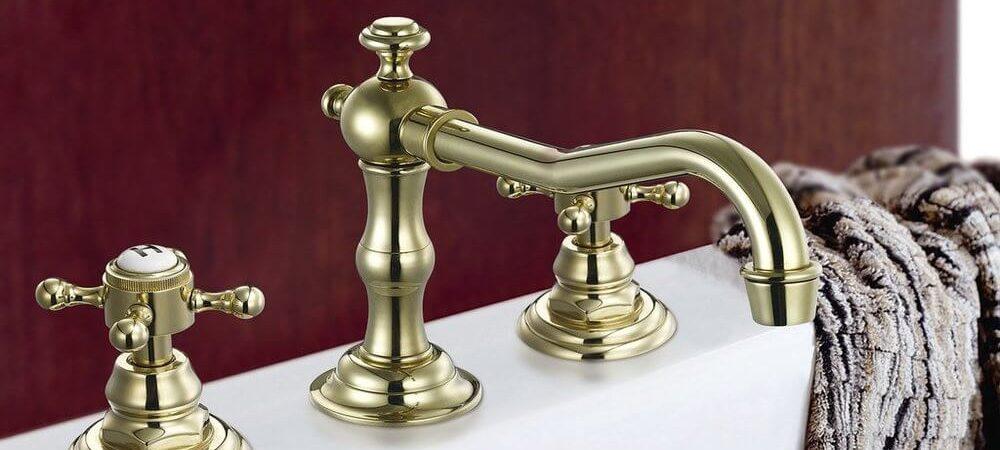 zdjęcie do artykułu jak urządzić łazienkę glamour