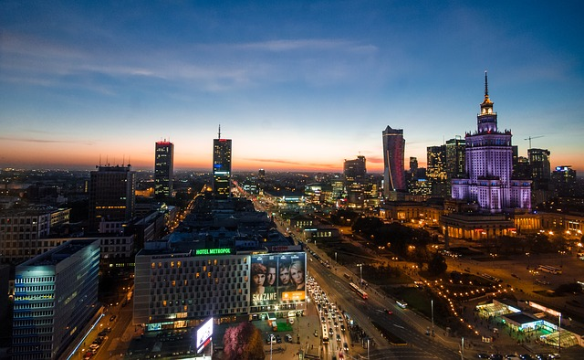 zdjęcie do artykułu ceny mieszkań w Warszawie nadal rosną