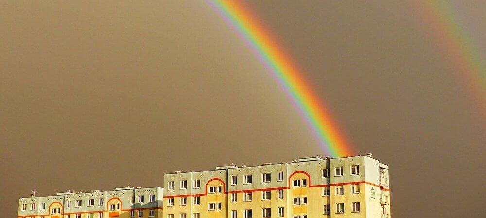 zdjęcie do artykułu kameralne osiedla mieszkaniowe
