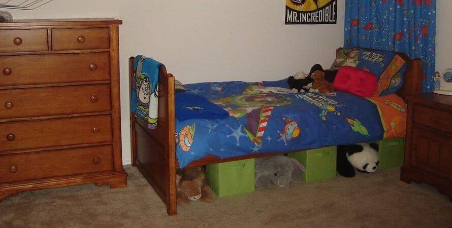 Na co zwrócić uwagę przy urządzaniu pokoju dziecięcego ?