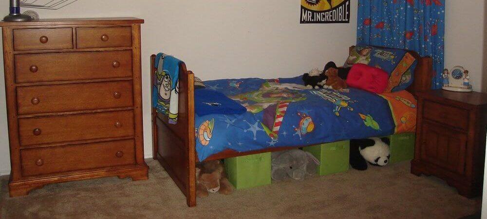 zdjęcie do artykułu jak urządzić pokój dziecięcy