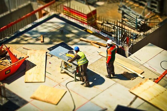 zdjęcie do artykułu boom na rynku budowlanym w Polsce