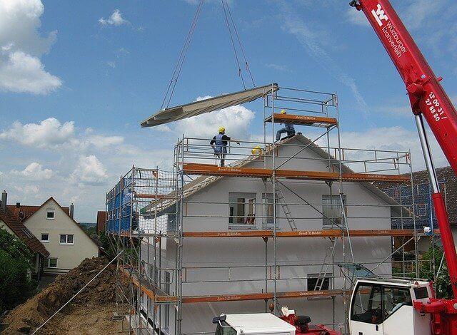 zdjęcie do artykułu Top 5 błędów budowlanych