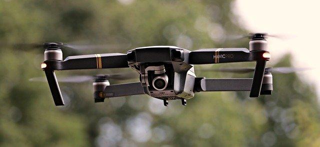 TOP 5 zastosowań dronów