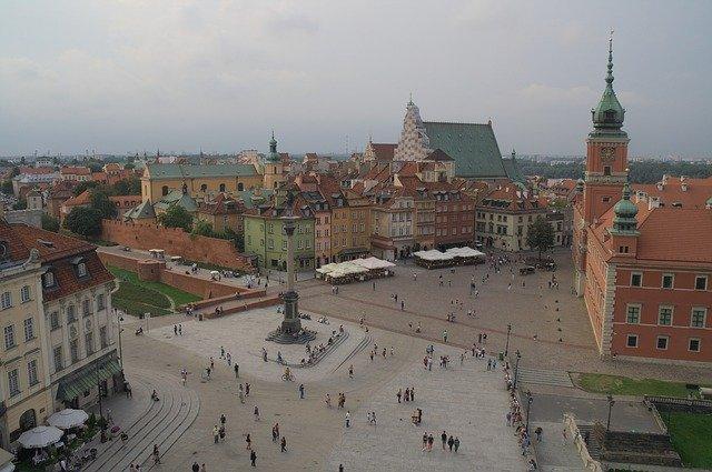 zdjęcie do artykułu Warszawa w jakiej dzielnicy zamieszkać