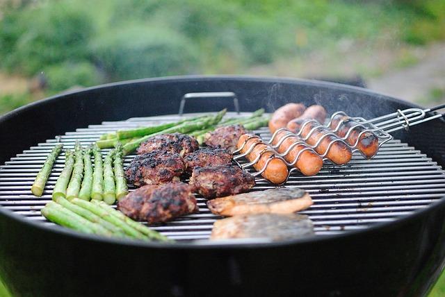 zdjęcie do artykułu jak grillować ekologicznie