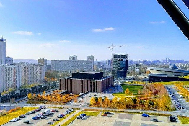 zdjęcie do artykułu najważniejsze inwestycje w Katowicach