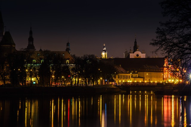zdjęcie do artykułu klimatyczne lokale na dachu Wrocław