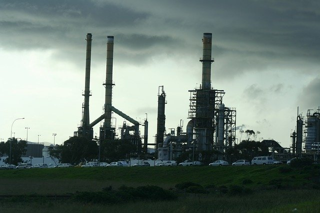 zdjęcie do artykułu największe koncerny naftowe świata