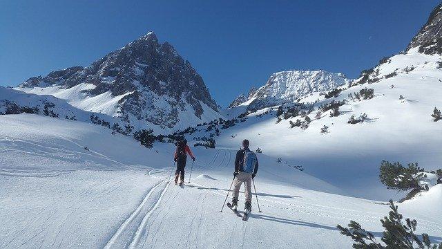 zdjęcie do artykułu kurorty zimowe Austria