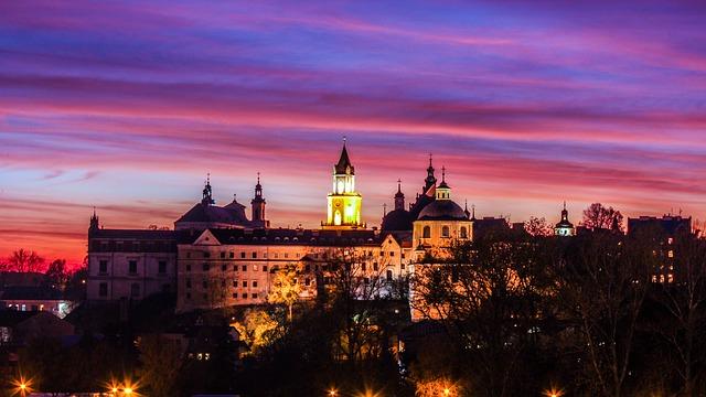 zdjęcie do artykułu dlaczego warto zamieszkać w Lublinie
