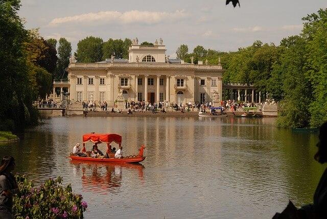zdjęcie do artykułu 5 najpiękniejszych parków warszawskich