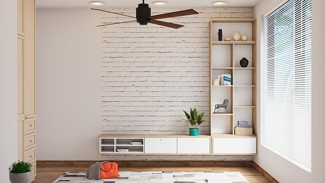 Wentylator sufitowy – czy warto zakupić?