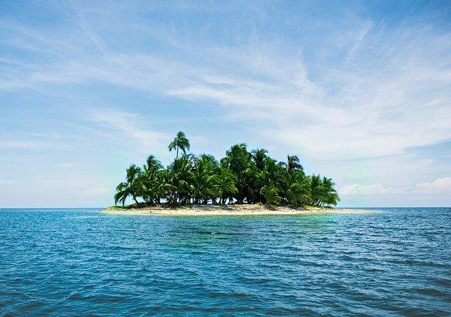 5 najpiękniejszych wysp na sprzedaż