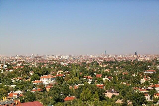 zdjęcie do artykułu najbardziej zielone miasta w Polsce