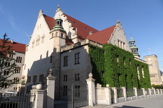 zdjęcie do artykułu Enklawa Winogrady Poznań
