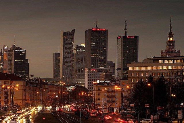 zdjęcie do artykułu biurowce Warszawa