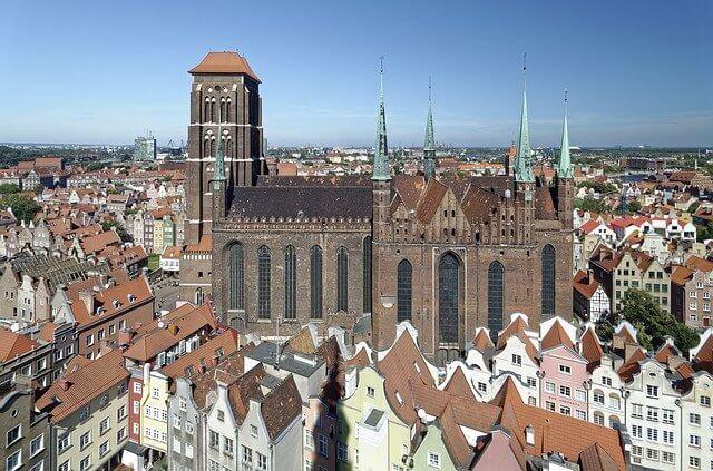 zdjęcie do artykułu jak zmienił się Gdańsk