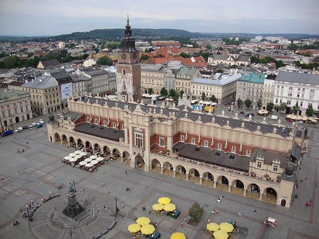 zdjęcie do artykułu jak zmienił się Kraków