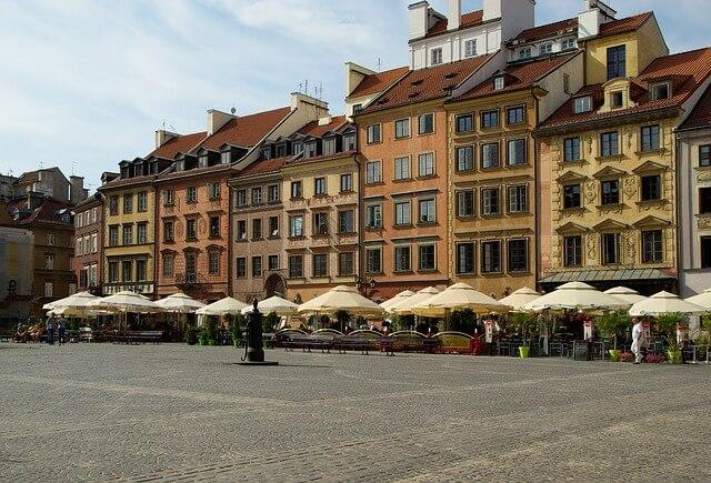 Mieszkania w Warszawie: najpopularniejsze dzielnice