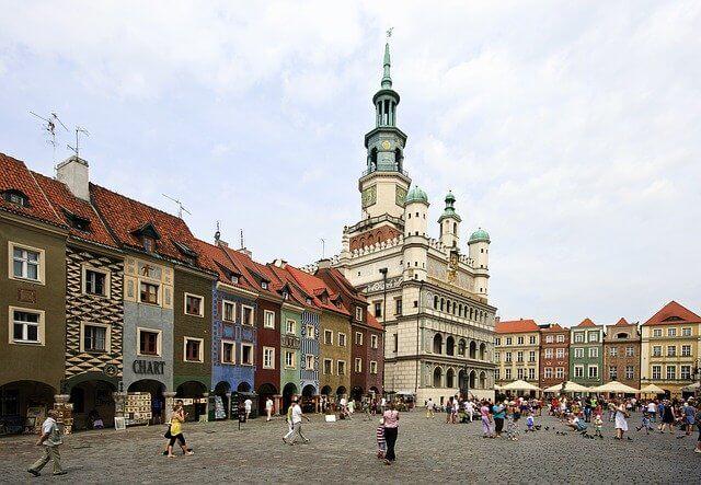 Jak zmienił się Poznań?