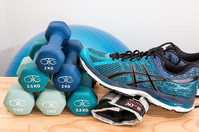 zdjęcie do artykułu siłownia domowa