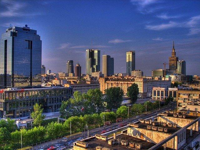 zdjęcie do artykułu Varso Place Warszawa