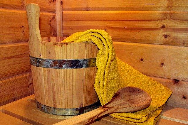 zdjęcie do artykułu sauna w domu jak urządzić