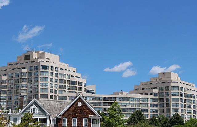Koszty budowy osiedli mieszkaniowych coraz wyższe