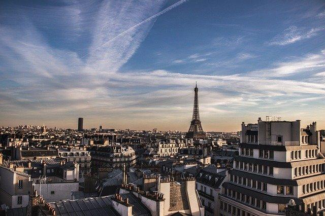 zdjęcie do artykułu le monde w Paryżu