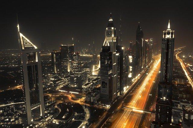Najbardziej oczekiwane budynki świata 2020: Pawilon-Wiersz w Dubaju