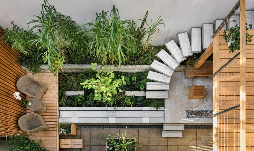 Duży wzrost popularności mieszkań z ogrodami i tarasami.