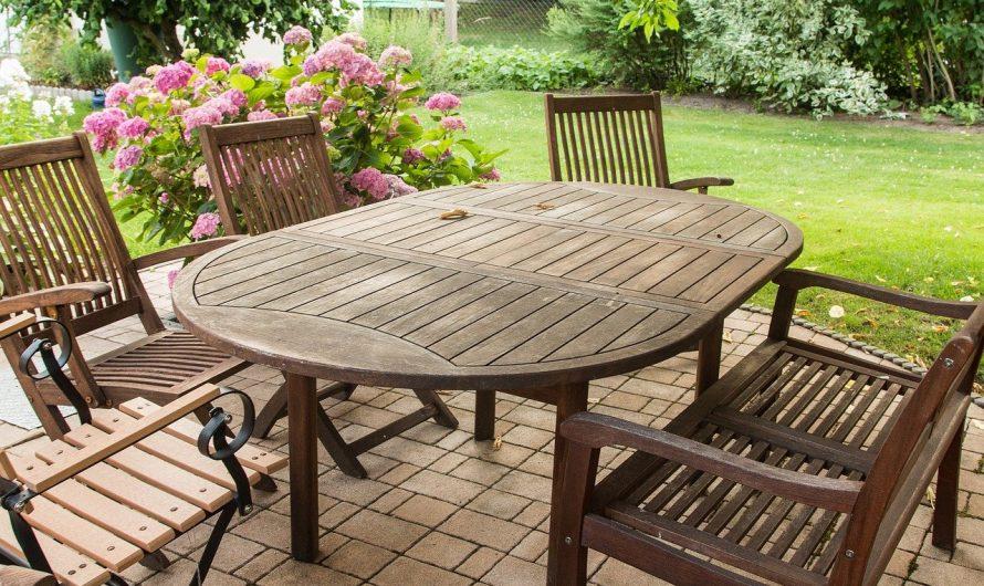 Na jakie meble ogrodowe warto się zdecydować?