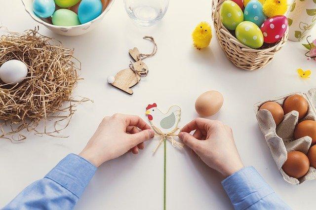 Jak przygotować mieszkanie na święta Wielkanocne